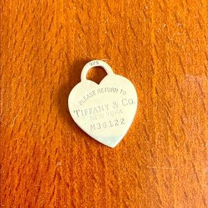 Return To Tiffany XL Heart Pendant